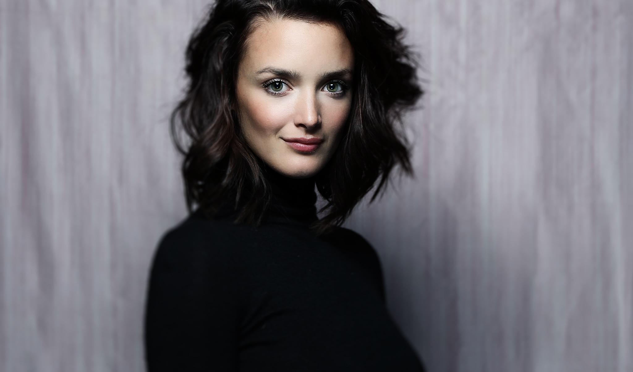 Charlotte Le Bon by Olivier Vigerie