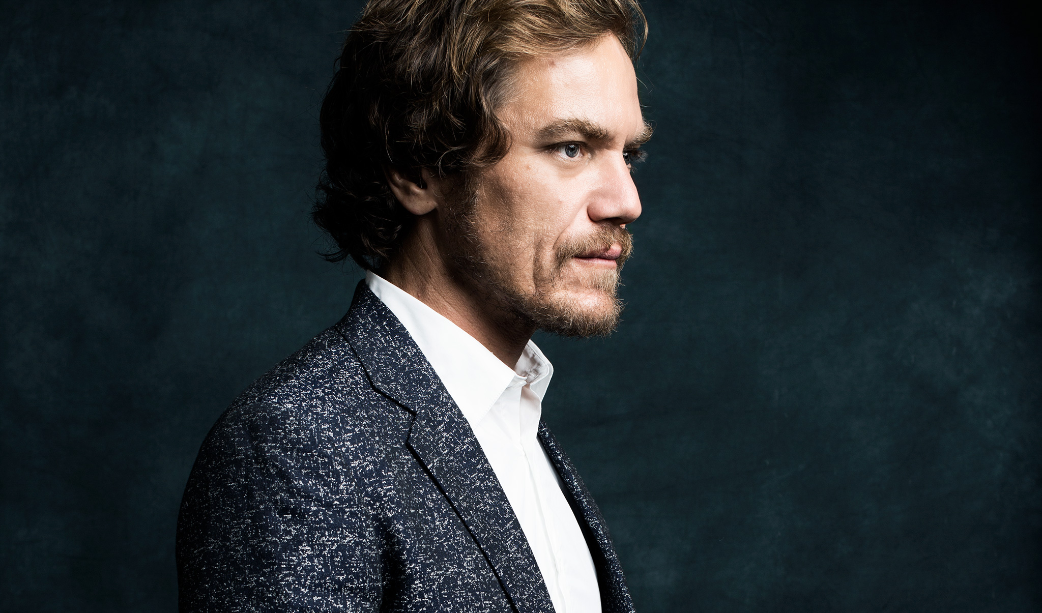 Micheal Shannon by Olivier Vigerie