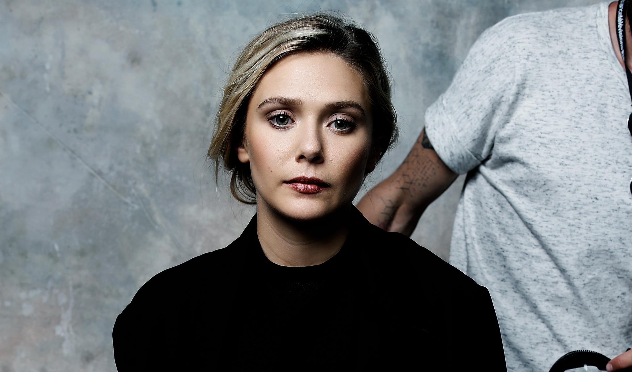 Elisabeth Olsen by Olivier Vigerie
